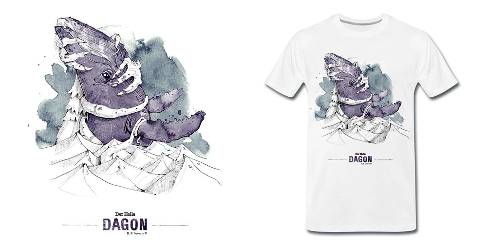 Dagon Motiv